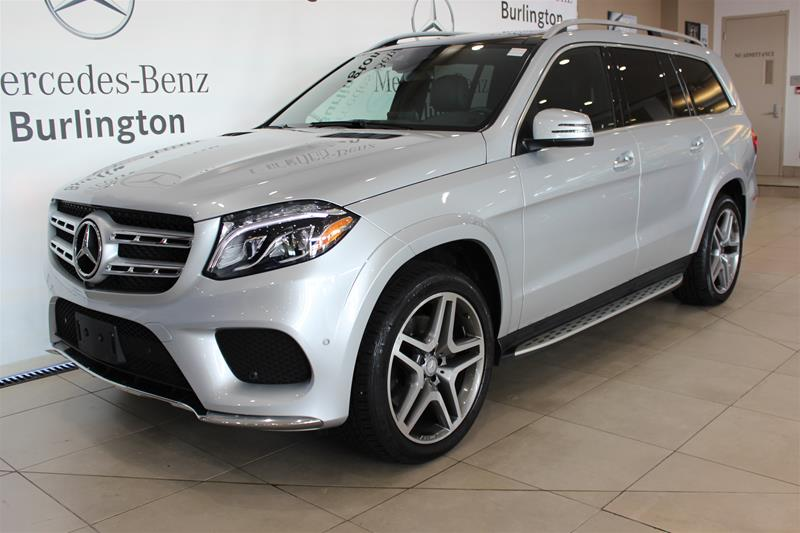 New 2017 Mercedes-Benz GLS GLS450