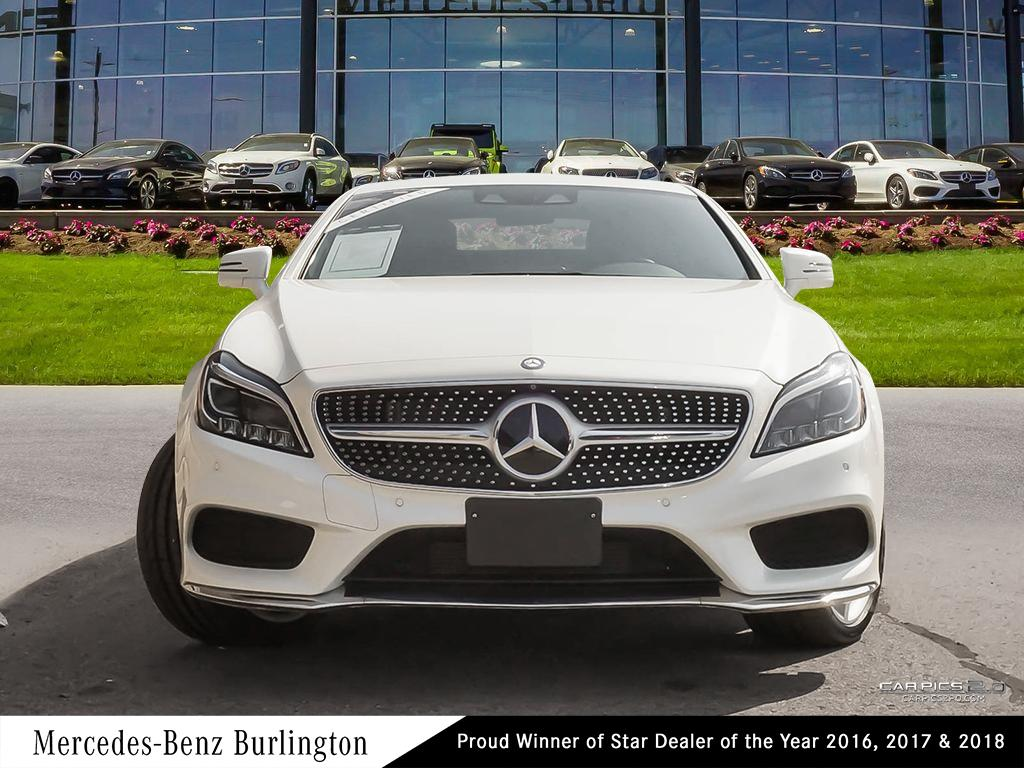 certified pre owned 2016 mercedes benz cls550 4matic coupe 4 door coupe in burlington 1823372a. Black Bedroom Furniture Sets. Home Design Ideas