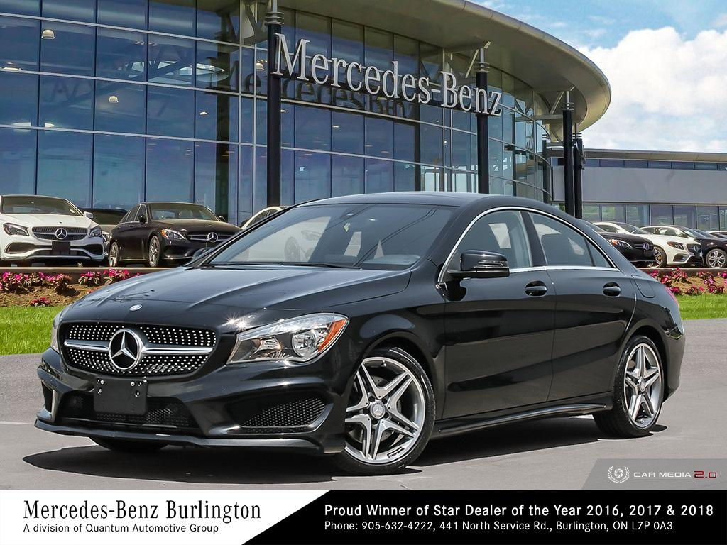 Certified Pre-Owned 2016 Mercedes-Benz CLA250 4MATIC Coupe