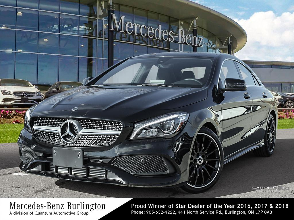New 2019 Mercedes Benz Cla250 4matic Coupe