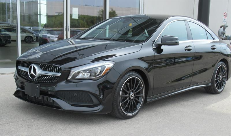 Certified Pre-Owned 2019 Mercedes-Benz CLA250 4MATIC®