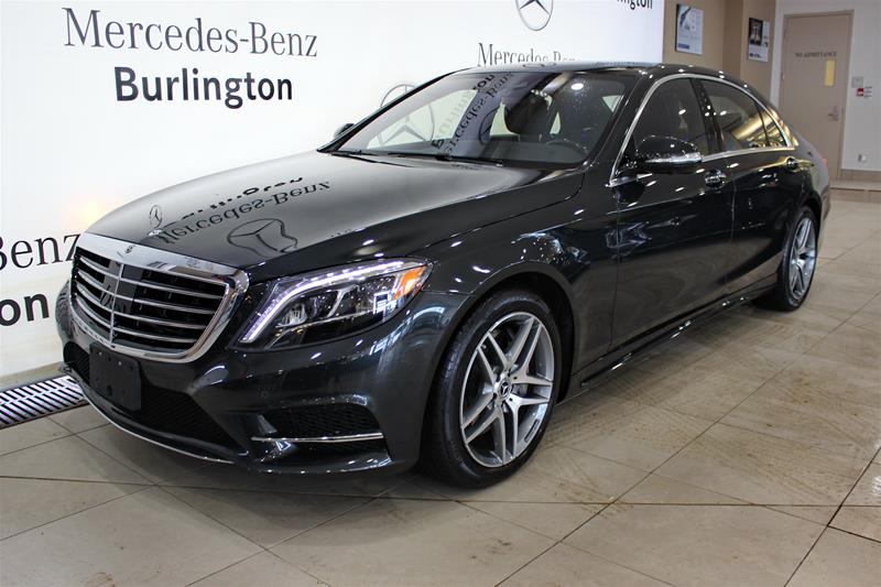 New 2017 mercedes benz s class s550 sedan in burlington for 2017 mercedes benz s550 lease