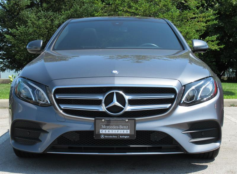 Certified Pre-Owned 2017 Mercedes-Benz E300 4MATIC®