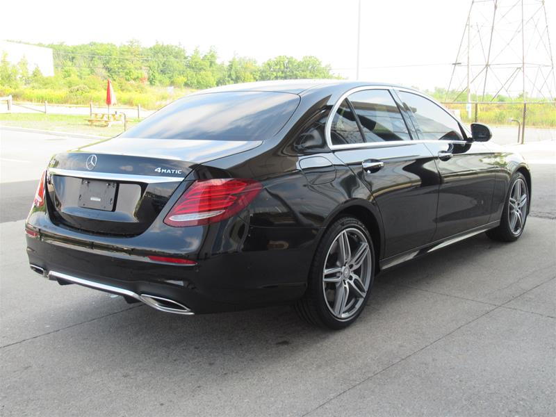 Certified Pre-Owned 2017 Mercedes-Benz E400 4MATIC SEDAN