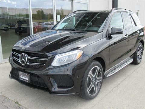 Certified Pre-Owned 2016 Mercedes-Benz GLE350d 4MATIC®