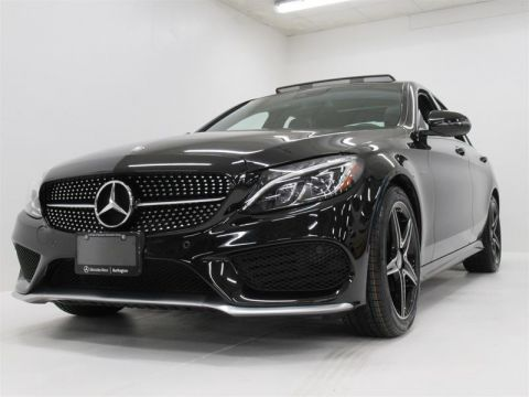 Certified Pre-Owned 2016 Mercedes-Benz C450 AMG® 4MATIC®