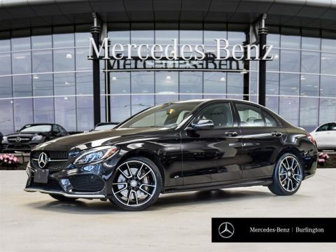 2016 Mercedes-Benz C450 AMG® 4MATIC SEDAN