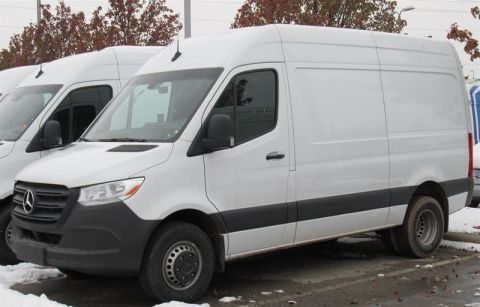2019 Mercedes-Benz Sprinter V6 3500 Cargo 144 -
