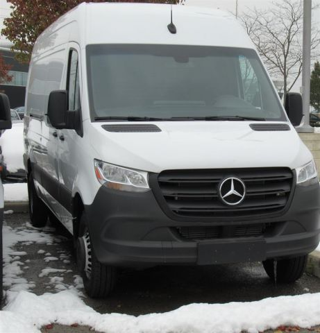 2019 Mercedes-Benz Sprinter V6 3500XD Cargo