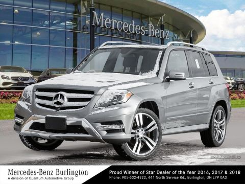 Certified Pre-Owned 2015 Mercedes-Benz GLK250 BlueTEC 4MATIC