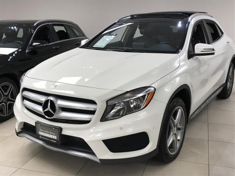 Certified Pre-Owned 2016 Mercedes-Benz GLA250 4MATIC®