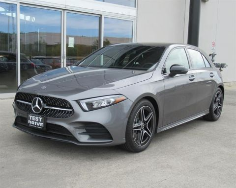 2019 Mercedes-Benz A250 HATCH