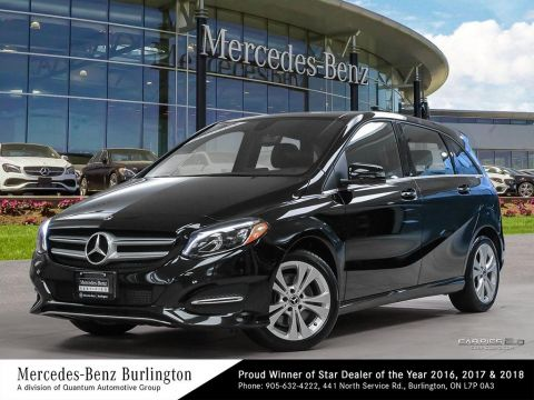 Certified Pre-Owned 2019 Mercedes-Benz B250 4MATIC Sports Tourer